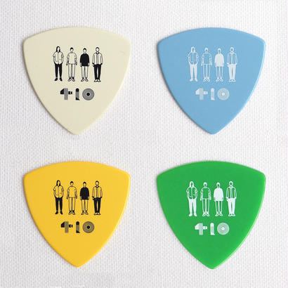 tio - Guitar Pick(4pieces SET)