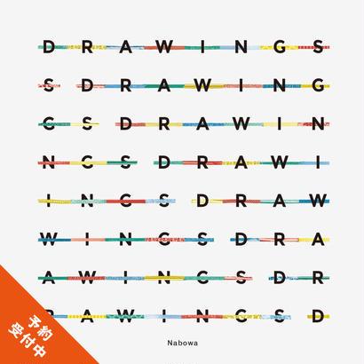 【予約受付中】Nabowa - DRAWINGS [CD+DVD]