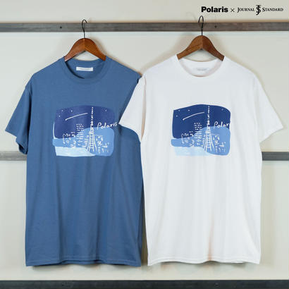 Polaris x JOURNAL STANDARD TEE (CITY)
