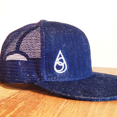 bud music × GOWEST/GOHEMP DENIM MESH CAP