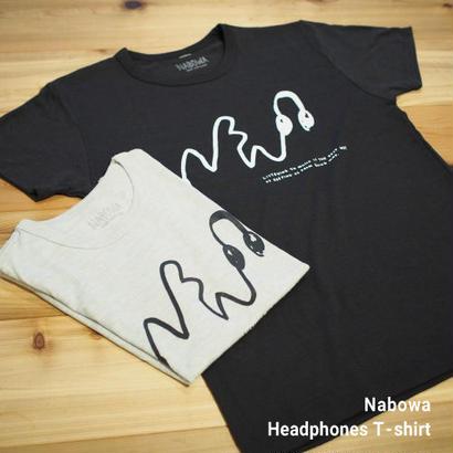 Nabowa - Headphones T-shirt