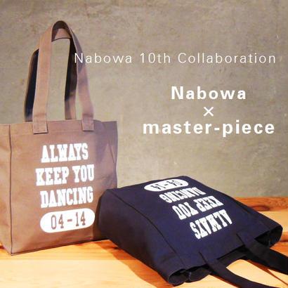 Nabowa - Nabowa × master-piece tote bag