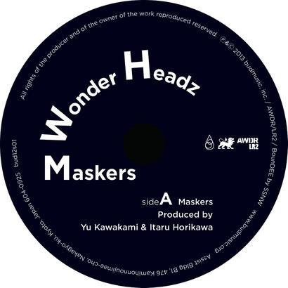WONDER HEADZ - Maskers