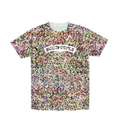 BUGS総柄Tシャツ