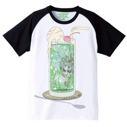 Tシャツ [drink me]