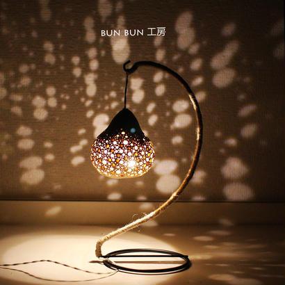 シンプルスタンドlamp ひょうたんランプ