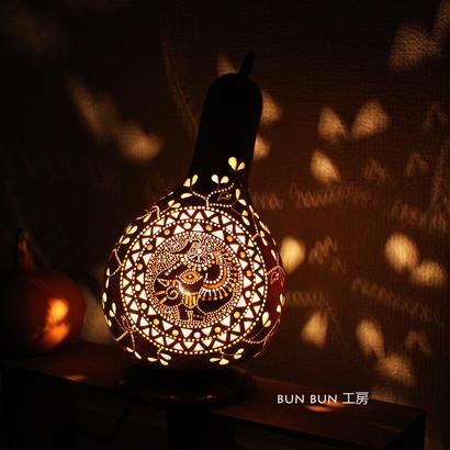 ひょうたんランプ--アジアの聖地