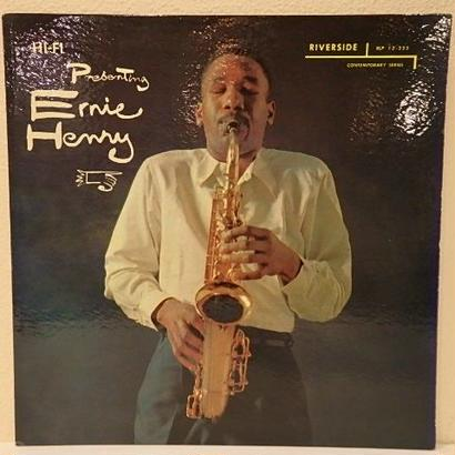 PRESENTING ERNIE HENRY  /  ERNIE HENRY