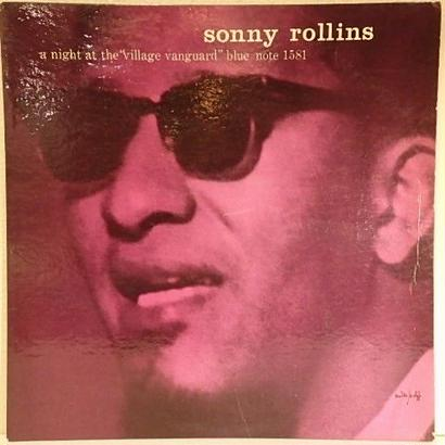 A NIGHT AT THE VILLAGE VANGUARD  /  SONNY ROLLINS