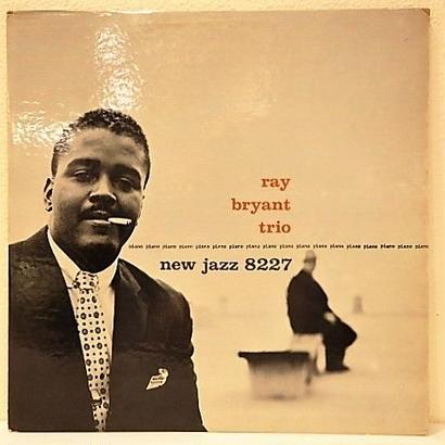 RAY BRYANT TRIO  /  RAY BRYANT