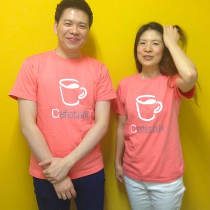 カフェトークTシャツ(S)