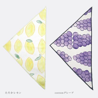 アイウエアが拭けるハンカチ fruits - 三角