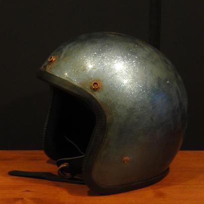 CAMPBELL HELMETS CH503-FLAKE/BLUE (Vintage)