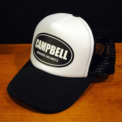 Campbell Helmets メッシュキャップ TYPE A