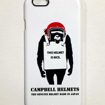 Campbell Helmets iPhone 6 Case APE'S PROPAGANDA