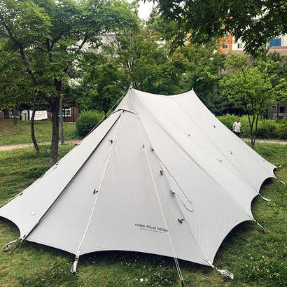 Urban Blind Design - gray dune shelter グレイデューンシェルター