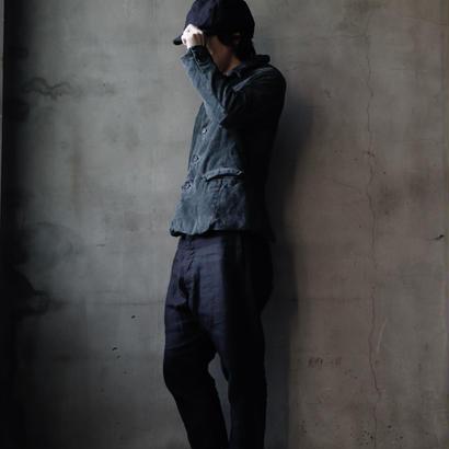 Bergfabel バーグファベル / work leather jacketワークレザージャケット/ bf-19021