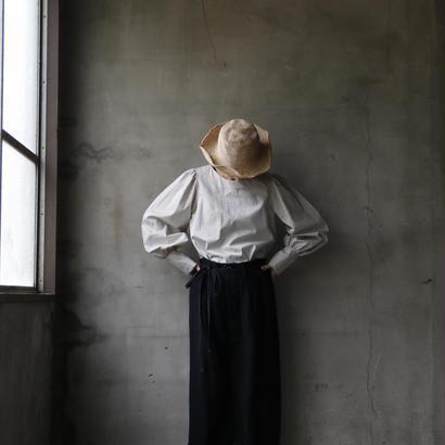 cavane キャヴァネ /  【受注】Pullover-blouse プルオーバーブラウス / ca-19012
