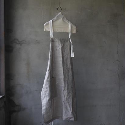 cavane キャヴァネ / linen work apron リネンワークエプロン/ ca-19017