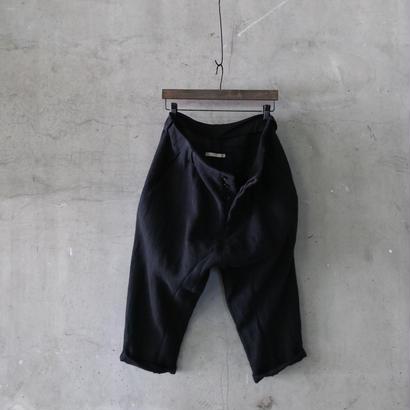 golem ゴレム / Lien low trousers shortパンツ / go-18005