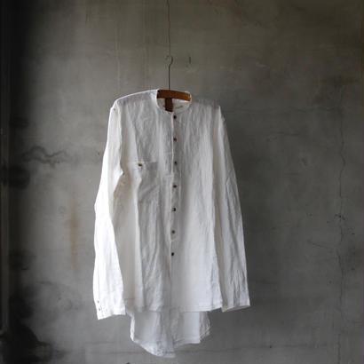 ALEKSANDR MANAMISアレクサンドルマナミス/ SHIRT WITH SHOULDER DETAILビッグオーバーシャツ/ am-18002