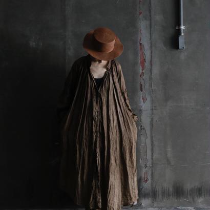Tabrik タブリク /  gather robeギャザーローブ/ ta-19001