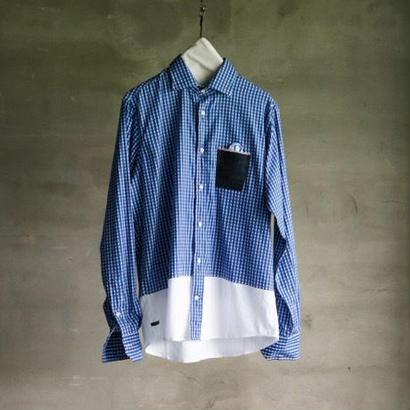 MAURIZIO MASSIMINO マウリッツォ・マッシミーノ / シャツCOLIN Shirts / ma-16002