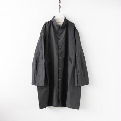 Bergfabel バーグファベル / unlined oversize coatオーバーサイズコート/ BFmC42/800