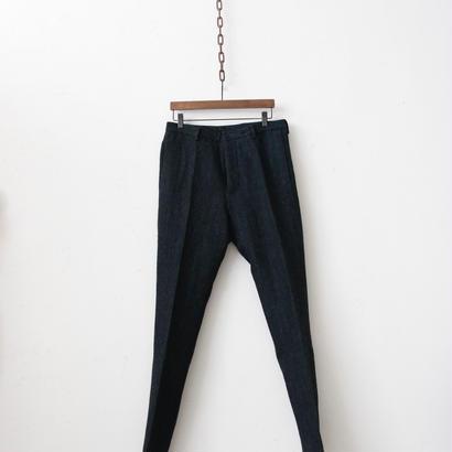 Bergfabel バーグファベル / Straight pants / down slimパンツ/ BFmP21a650