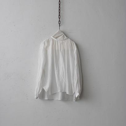 cavane キャヴァネ /【受注】Smock blouseスモックブラウス / ca-19008
