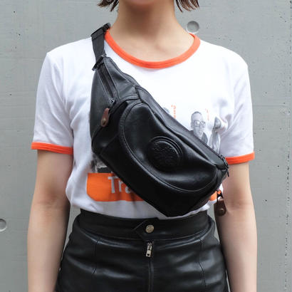 Vintage   Leather Waist Bag