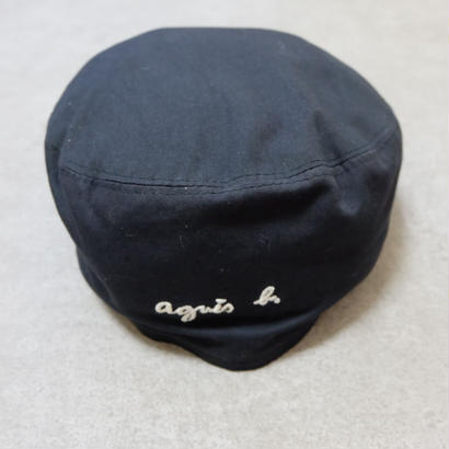 VINTAGE   agnes b HUNTING CAP