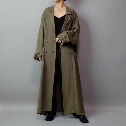 Vintage   Design Long Coat