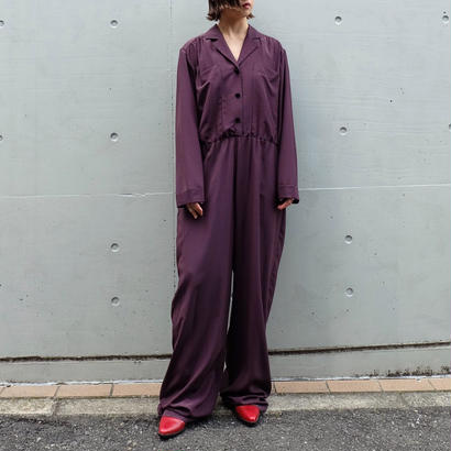 Vintage   Dot Jumpsuits