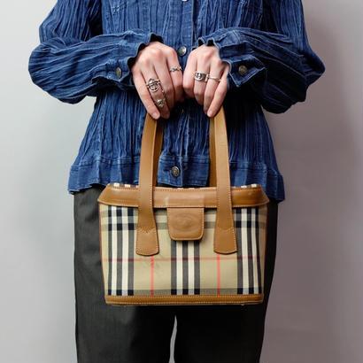 Vinage   Burberry Vanity Bag