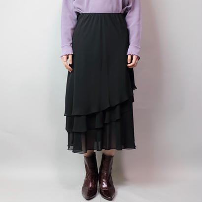 Vintage   Frill Skirt