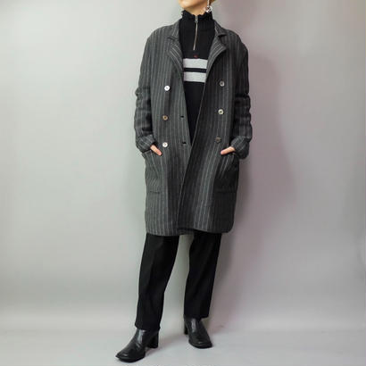 Vintage   Yves Saint Laurent  Knit Coat