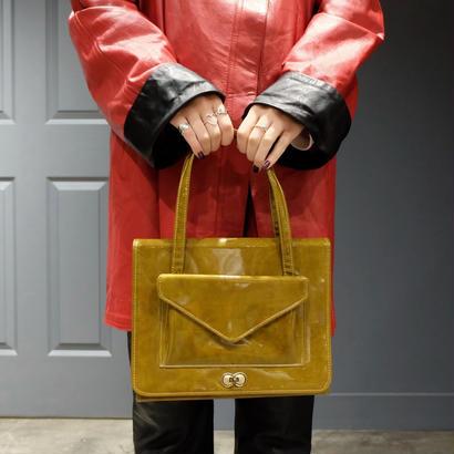 Vintage   Enamel Bag