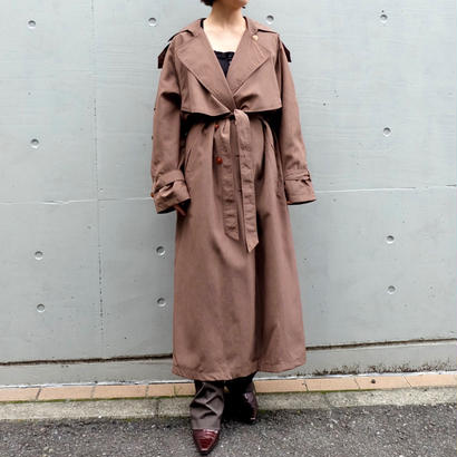 Vintage   Bigsize Trench coat