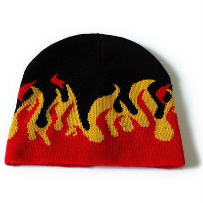 DEADSTOCK FIRE KNIT CAP