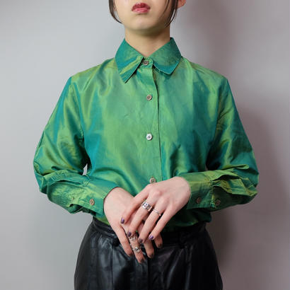 Vintage   Shiny Shirt