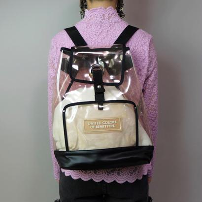 Vintage   BENTTON Clear Bag