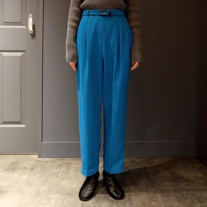 Vintage  Tuck Slacks Pants