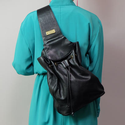 Vintage   DKNY Leather Bag