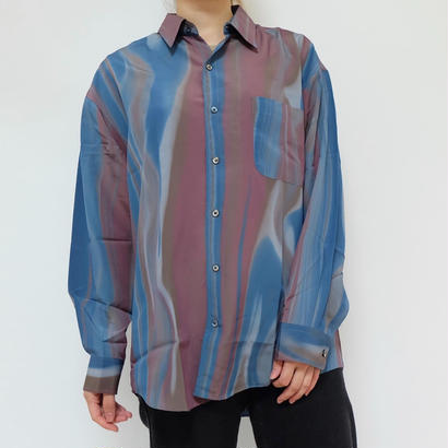 VINTAGE   marble SHIRT