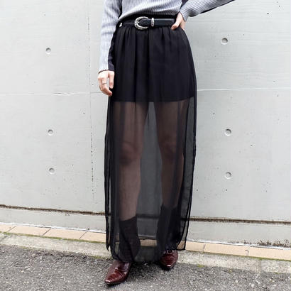 Vintage   Layered Skirt