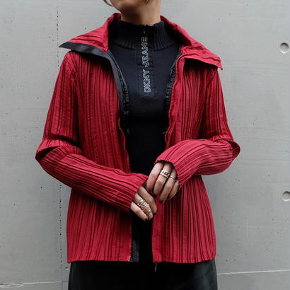 Vintage   Pleats Jacket