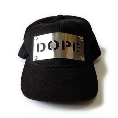 VINTAGE METAL DOPE CAP