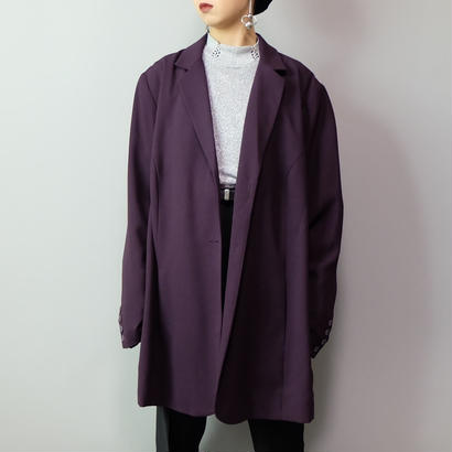 Vintage   Big size Tailored Jacket