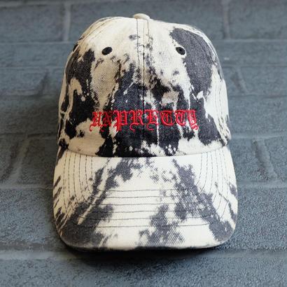 ORIGINAL DENIM BLEACH CAP